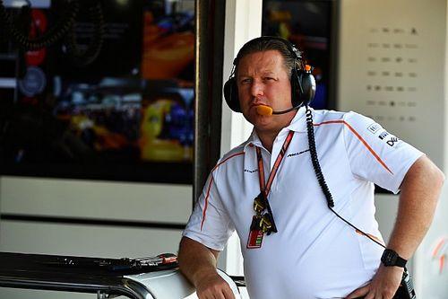 """Brown: """"Alonso está muy interesado en Indy"""""""