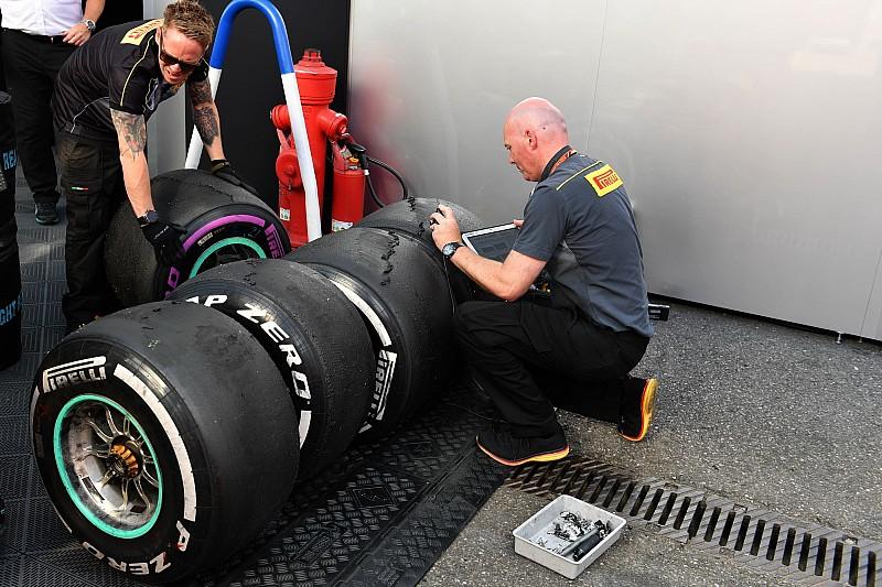 Pirelli, Almanya GP'sinde tek pit stop bekliyor