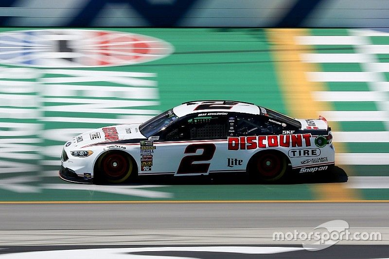 """Brad Keselowski: """"We can see the end of the tunnel"""""""