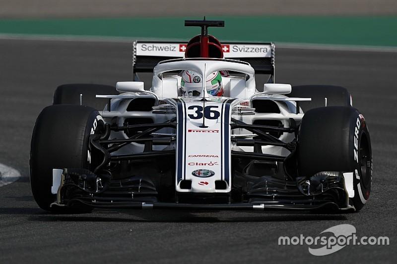 Salo, Sauber'in Giovinazzi kararından pek de emin değil
