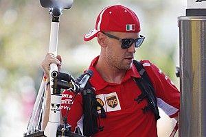 Vettel egy egészen különleges kerékpárt vásárolt magának