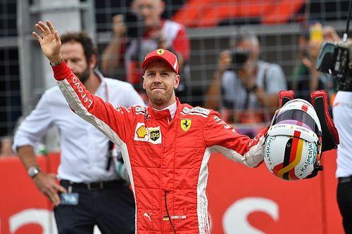 Pole y récord para Vettel en Alemania con Pérez en 10°