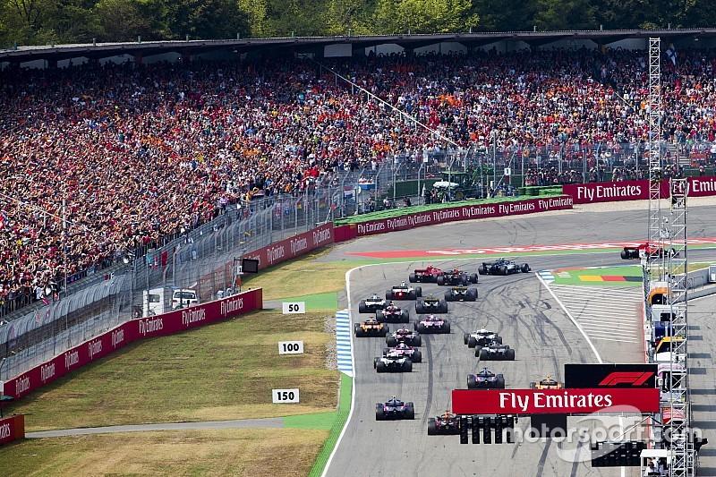 La F1 abandonne l'idée de Grands Prix sur deux jours