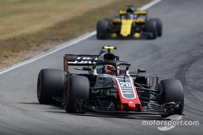 "Magnussen sets sights on ""Class B championship"" title"