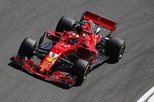 Vettel teme a la afectación a los neumáticos por las temperaturas