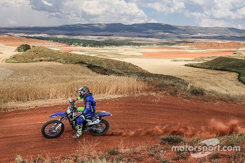 Baja Aragon: Sherco TVS scores first ever win