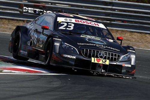 Extraordinaria pole de Dani Juncadella en Brands Hatch