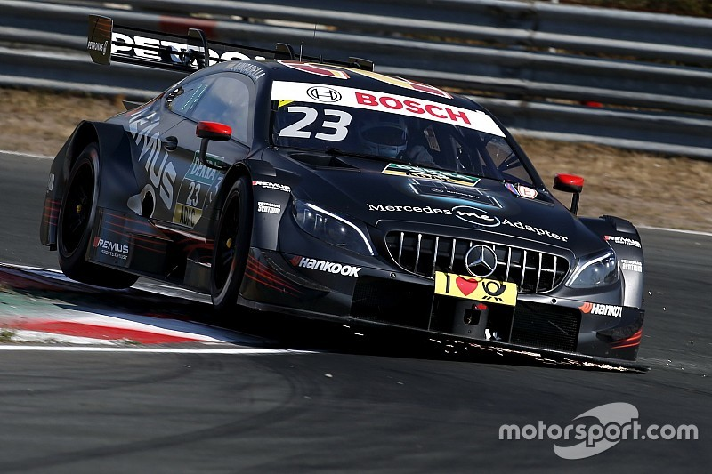 Extraordinaria pole de Dani Juncadella en Brands Hatch