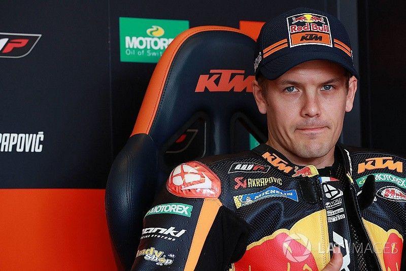 Каллио пропустит Гран При Германии после аварии в тренировке