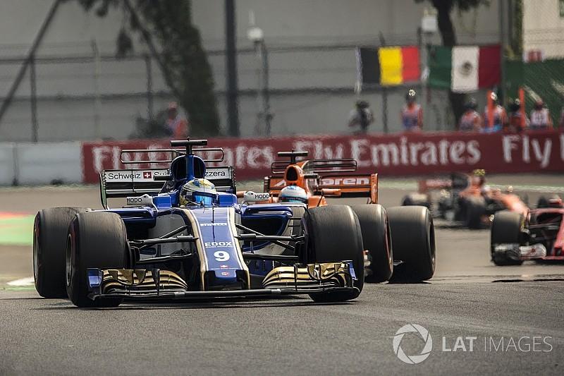 Ericsson diz que Sauber fez grande avanço