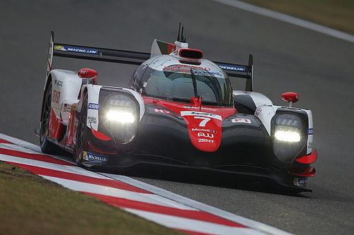 Shanghai WEC: Toyota sets the pace in Friday practice