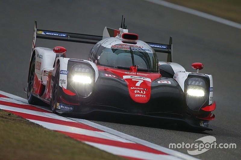 Şanghay WEC: Toyota, Kobayashi ile pole pozisyonunda