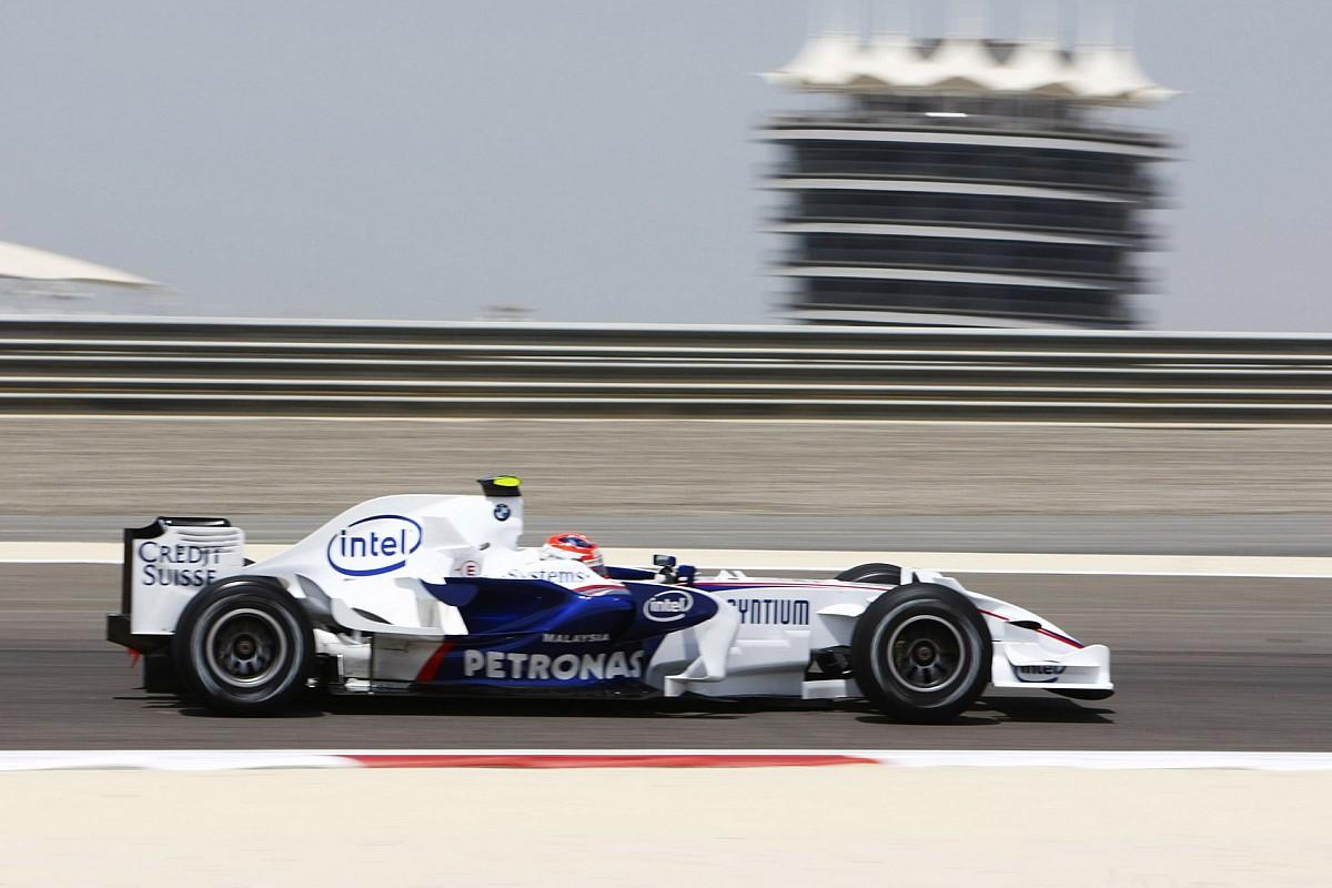Kubica első F1-es rajtelsősége Bahreinből: az utolsó is? (videó)