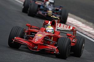 Massa elmondta, nem csak előnye van annak, ha a Ferrari versenyzője vagy…