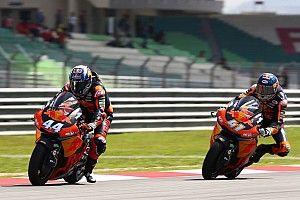 KTM zet dominantie voort in eerste training GP Valencia: Oliveira aan kop