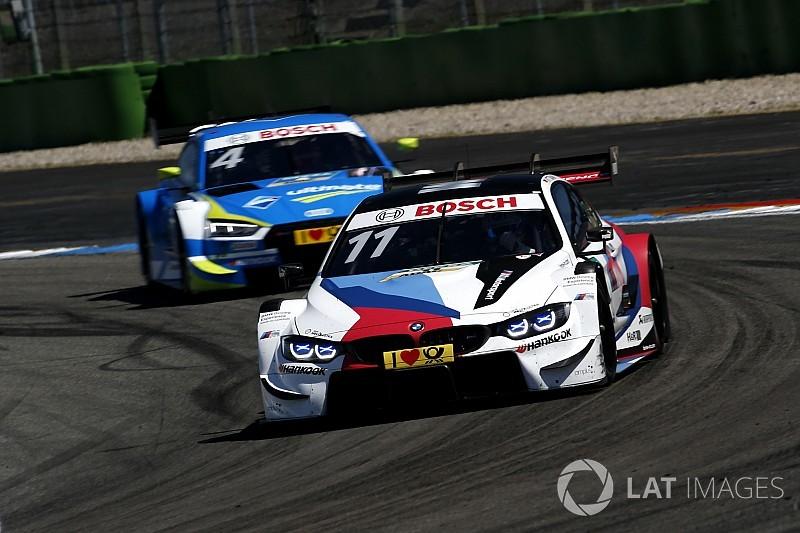 """Privateers in DTM is haalbaar"", denken Audi en BMW"