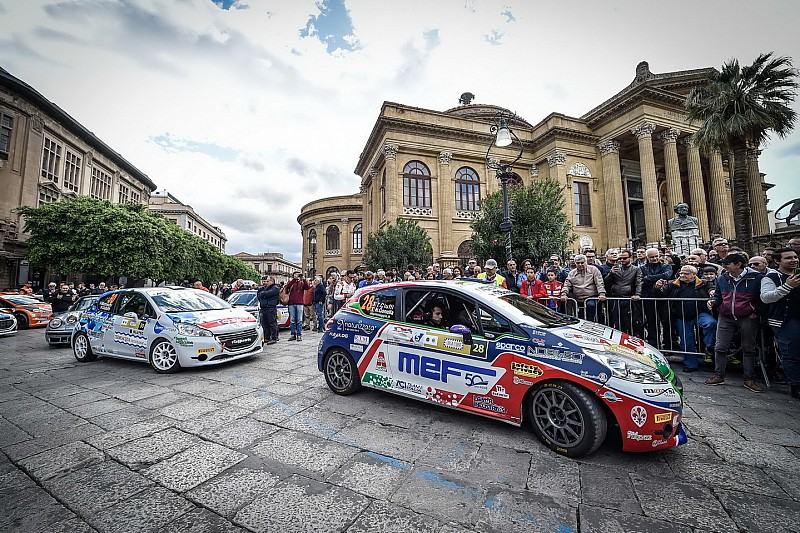 Peugeot 208 Competition Top: da gladiatori nell'arena del Rally di Roma Capitale