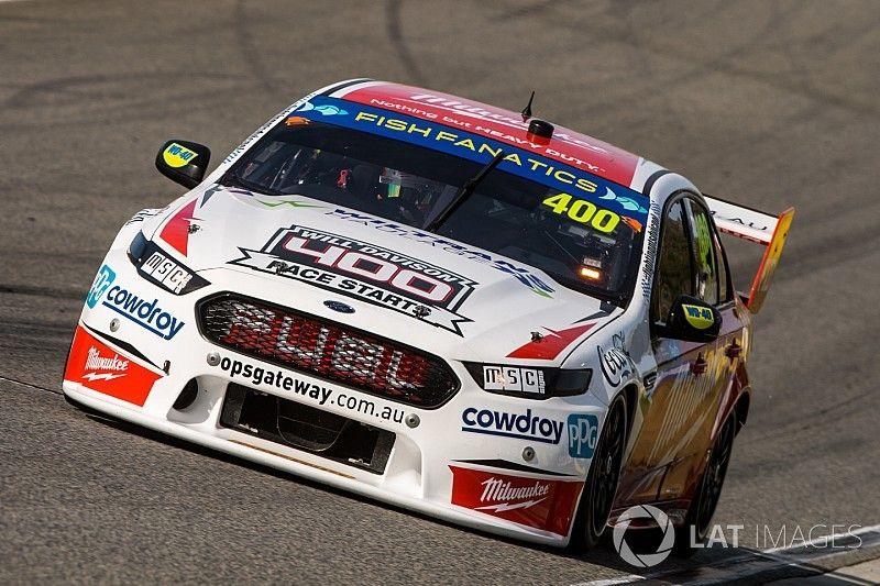 Perth Supercars: Davison fastest in final practice