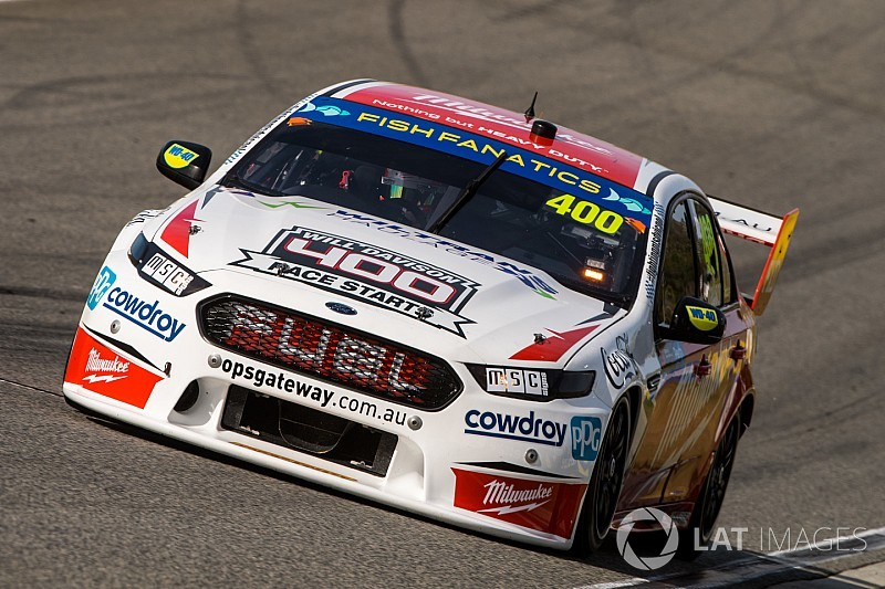 Perth Supercars: Davison fastest in final practice