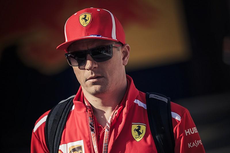 A Ferrarit nem befolyásolja Räikkönen zsarolási ügye