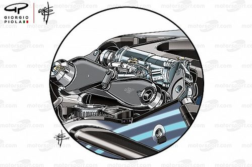Video analisi Mercedes: la sospensione anteriore è croce e delizia