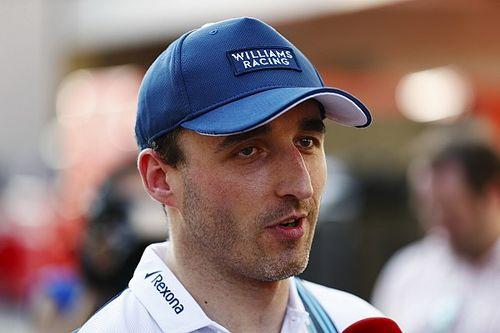 """Kubica : """"Mon but reste de courir à nouveau en F1"""""""