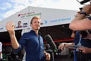 Formule E Nieuws Rosberg geeft bij ePrix Berlijn demo met Gen2 Formule E