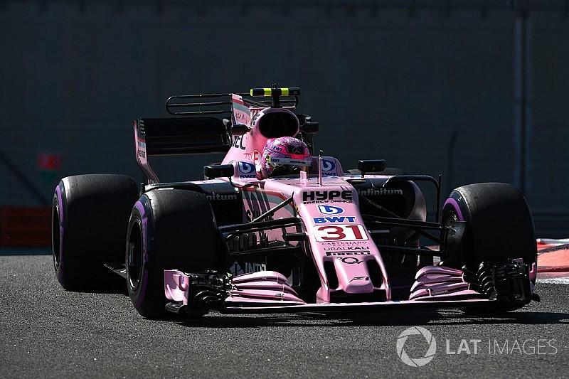 Ocon considera que Force India necesita ser perfecto en 2018