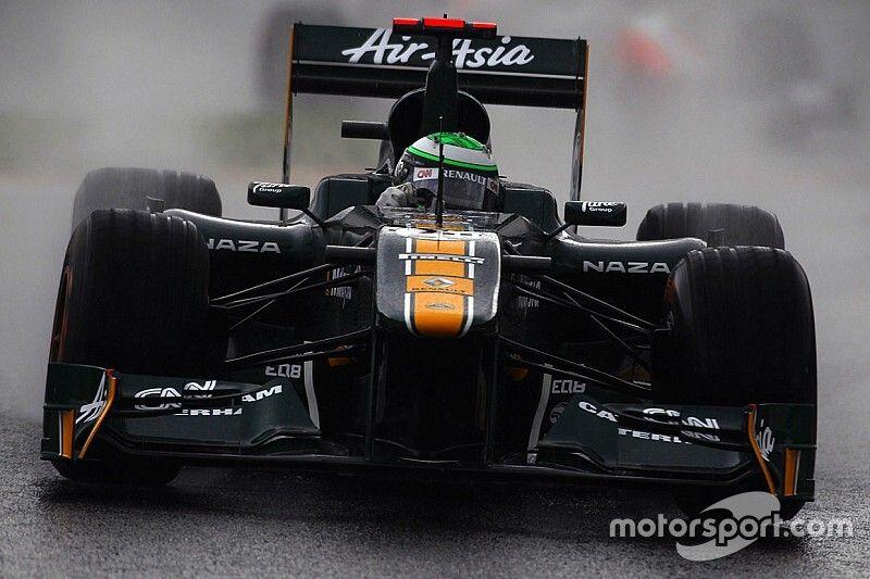 F1-es csapatok, melyek 2010 óta szálltak be, vagy épp szálltak ki