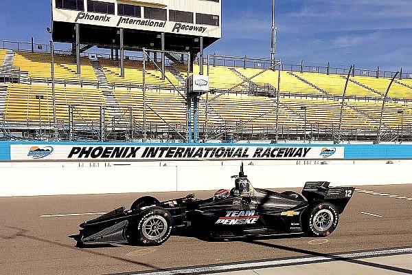 Carpenter, Power optimistic 2018 IndyCar can improve Phoenix race