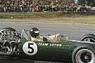 VIDEO: recordando a Jim Clark, leyenda de la F1