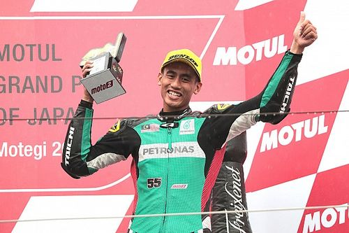 Tech 3 пригласила Сьяхрина на тесты MotoGP в Бурирам