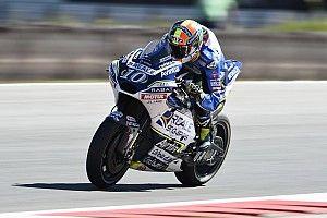 Simeon dihadapkan pada kesulitan Desmosedici GP16