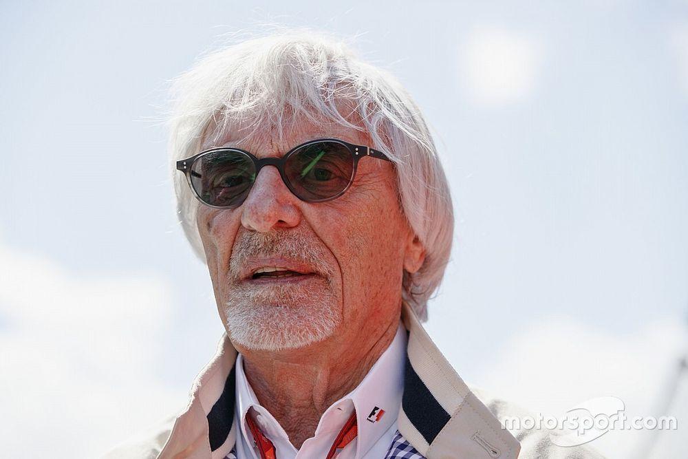 La F1 se aleja de los comentarios racistas de Ecclestone