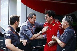 В Haas решили не думать о потере статуса главного клиента Ferrari с приходом Alfa Romeo