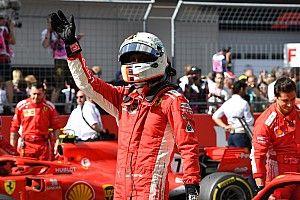 Vettel cree que sin la sanción podría haber ganado
