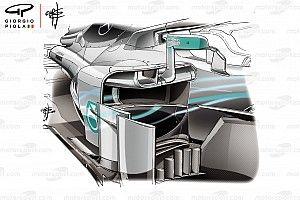 Mercedes: l'ultimo aggiornamento è stato un passo più lungo della gamba?