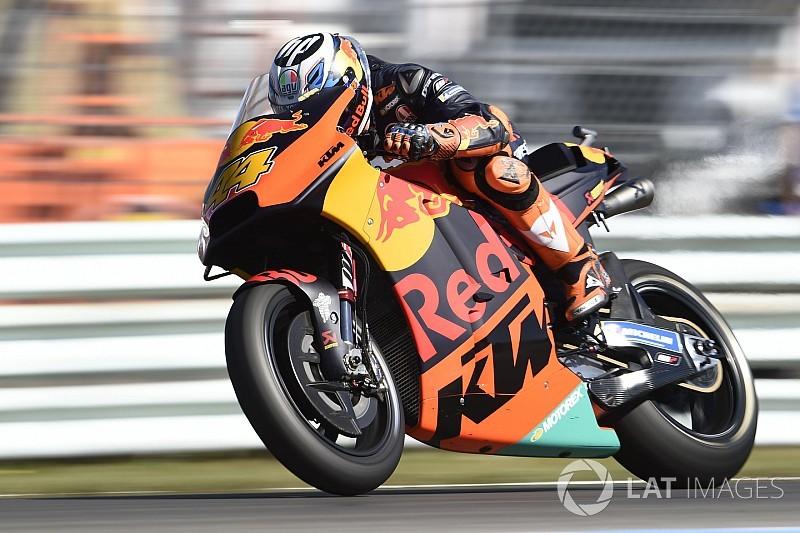 Une nouvelle moto d'ici la fin de l'été pour KTM