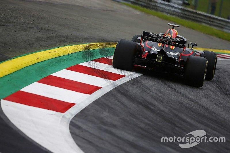 Los Red Bull y Alonso no utilizan el nuevo MGU-K de Renault en Austria