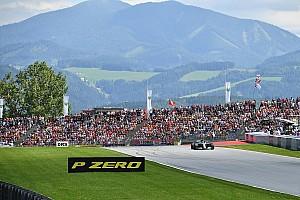 Mercedes en Ferrari met verschillende bandenkeuze naar Oostenrijk