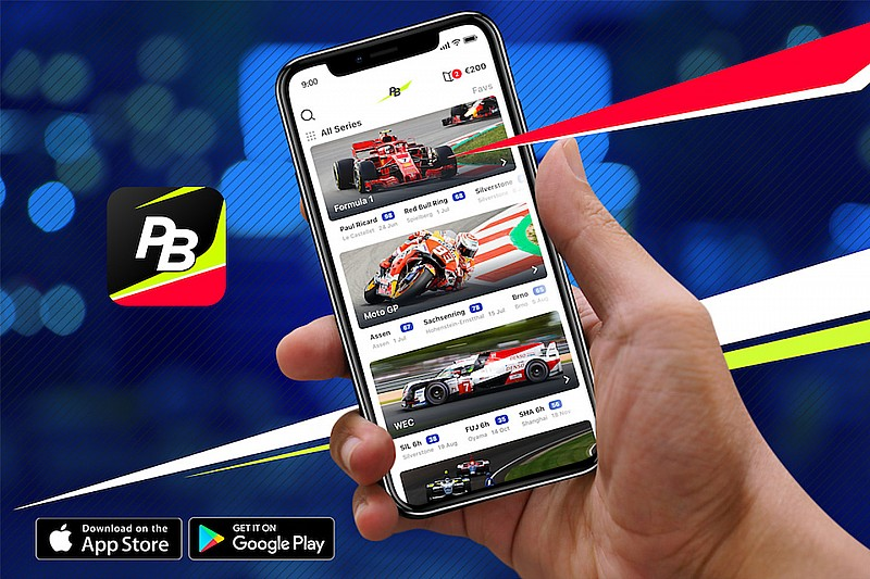 Motorsport Network lanceert app Pit Stop Betting