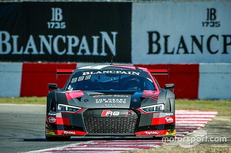 Victoria del Audi de Alex Riberas en Monza