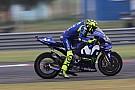 Denkmal auch ohne Sieg: Rossi startet nicht in den Top 10