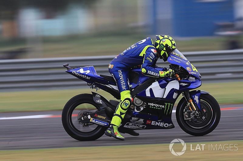 """Rossi: """"Las condiciones mixtas son las peores para nosotros"""""""