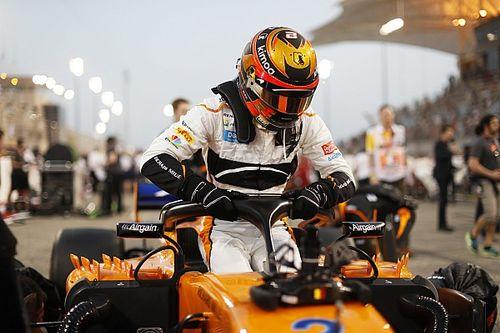 """Vandoorne: """"Bahrein een van mijn beste races"""""""