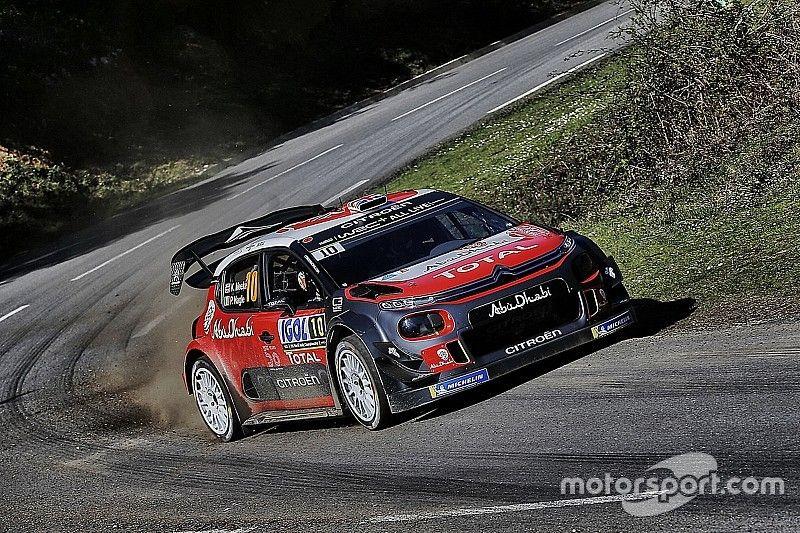 Meeke no disfrutó sus últimos años con Citroën en el WRC