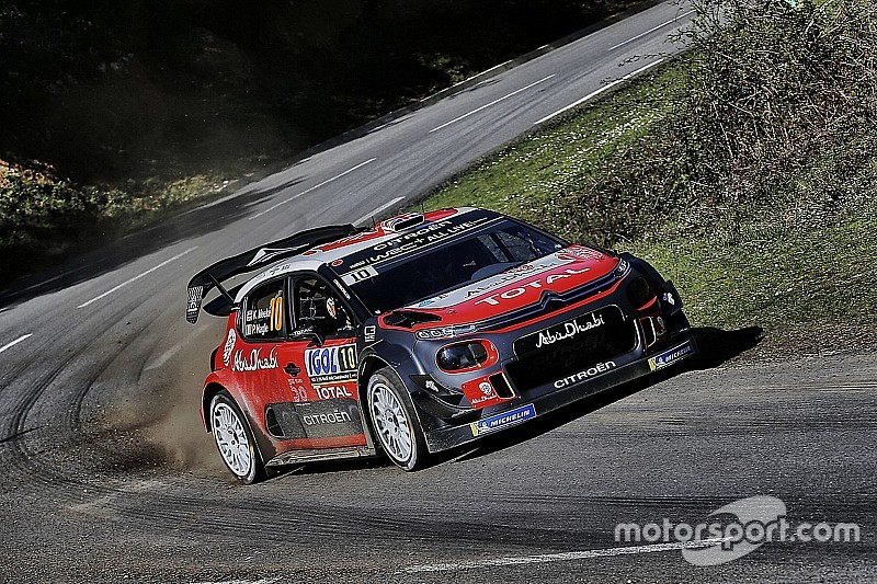 Meeke wasn't enjoying WRC in final Citroen years