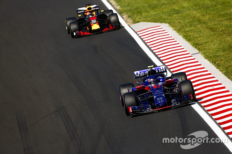 "Rivals can't ""keep up"" with Honda resources - Red Bull"