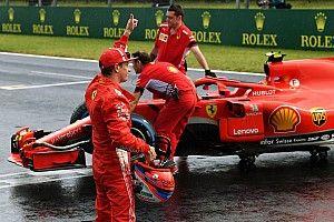 """Villeneuve: """"Már sosem tudjuk meg, Räikkönen mire lett volna képes, ha kint hagyják az időmérőn"""""""