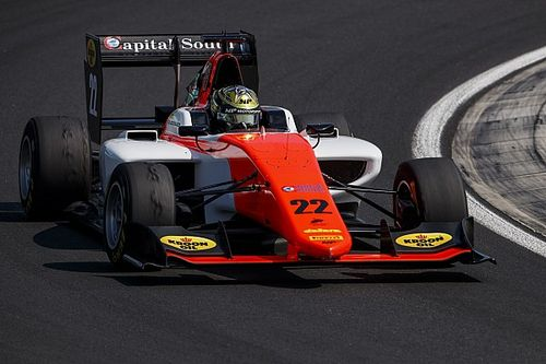 Hungaroring GP3: Boccolacci takes lights-to-flag sprint race win